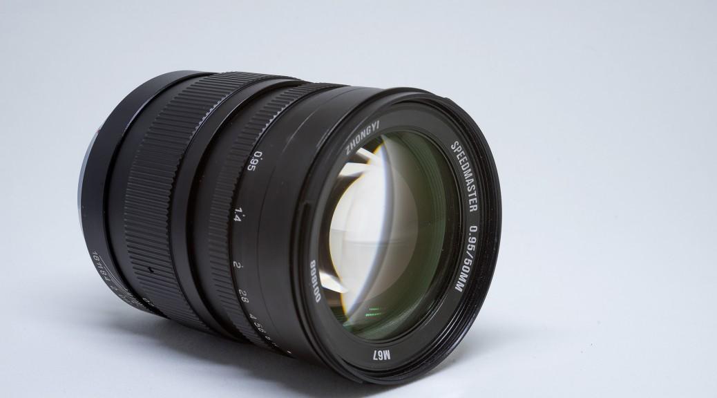 Zhongyi Mitakon 50mm f/0.95