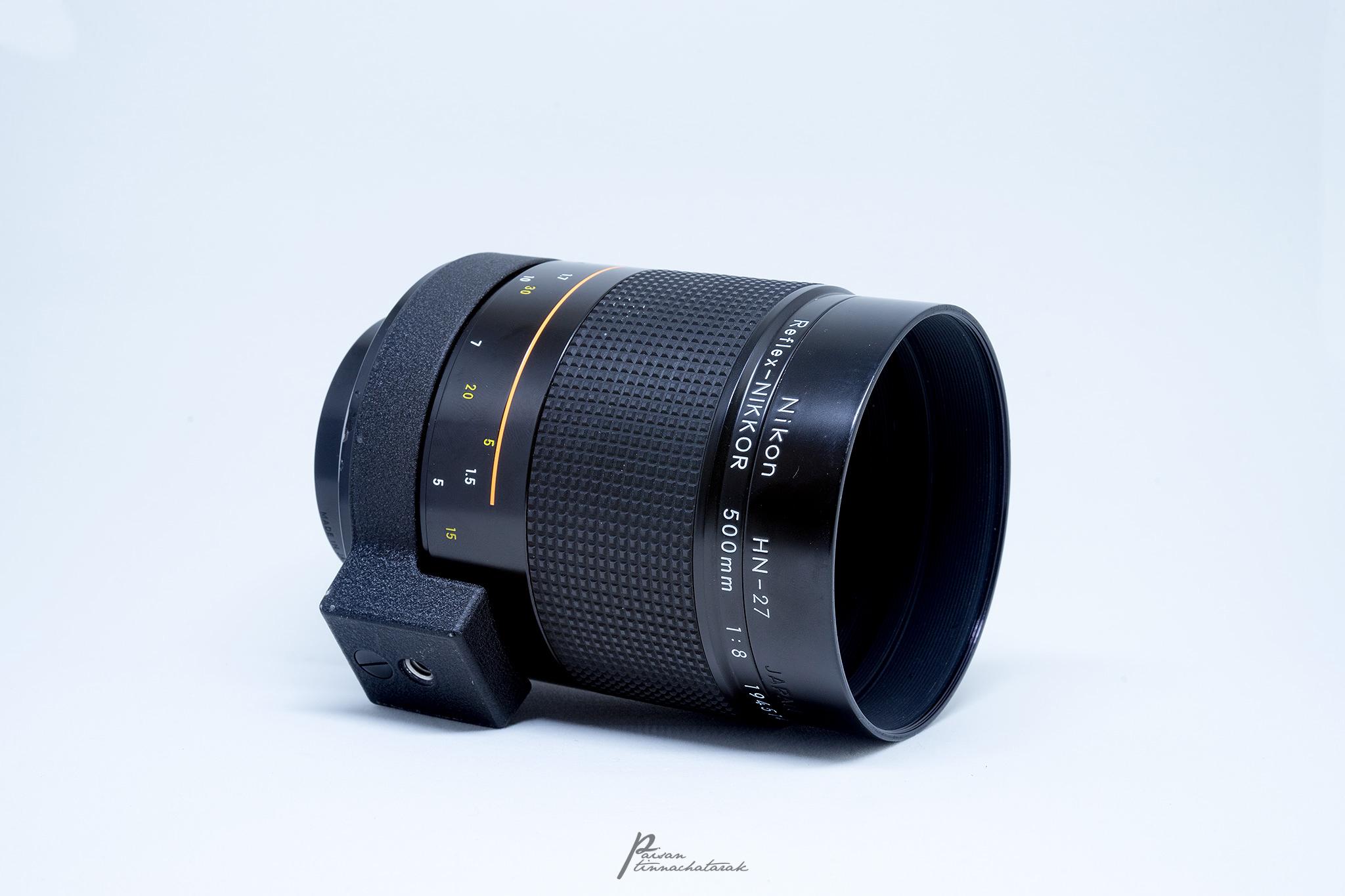 Nikon Reflex 500mm f/8