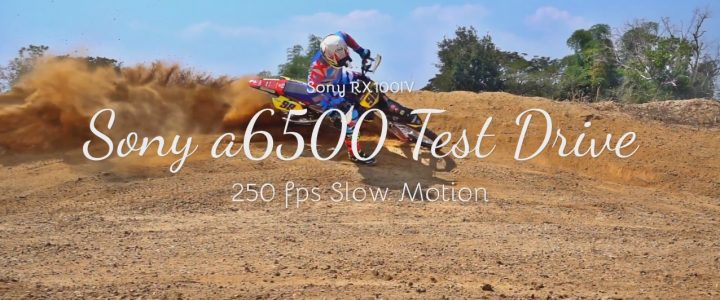 Sony RX100IV Slow Motion 250fps