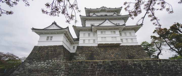 Japan Day III: Hakone & Odawara Castle