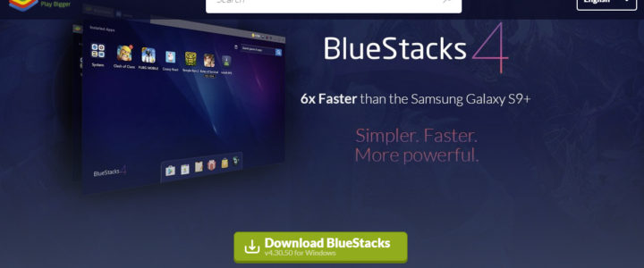Run Android Apps on Your PC with BlueStacks